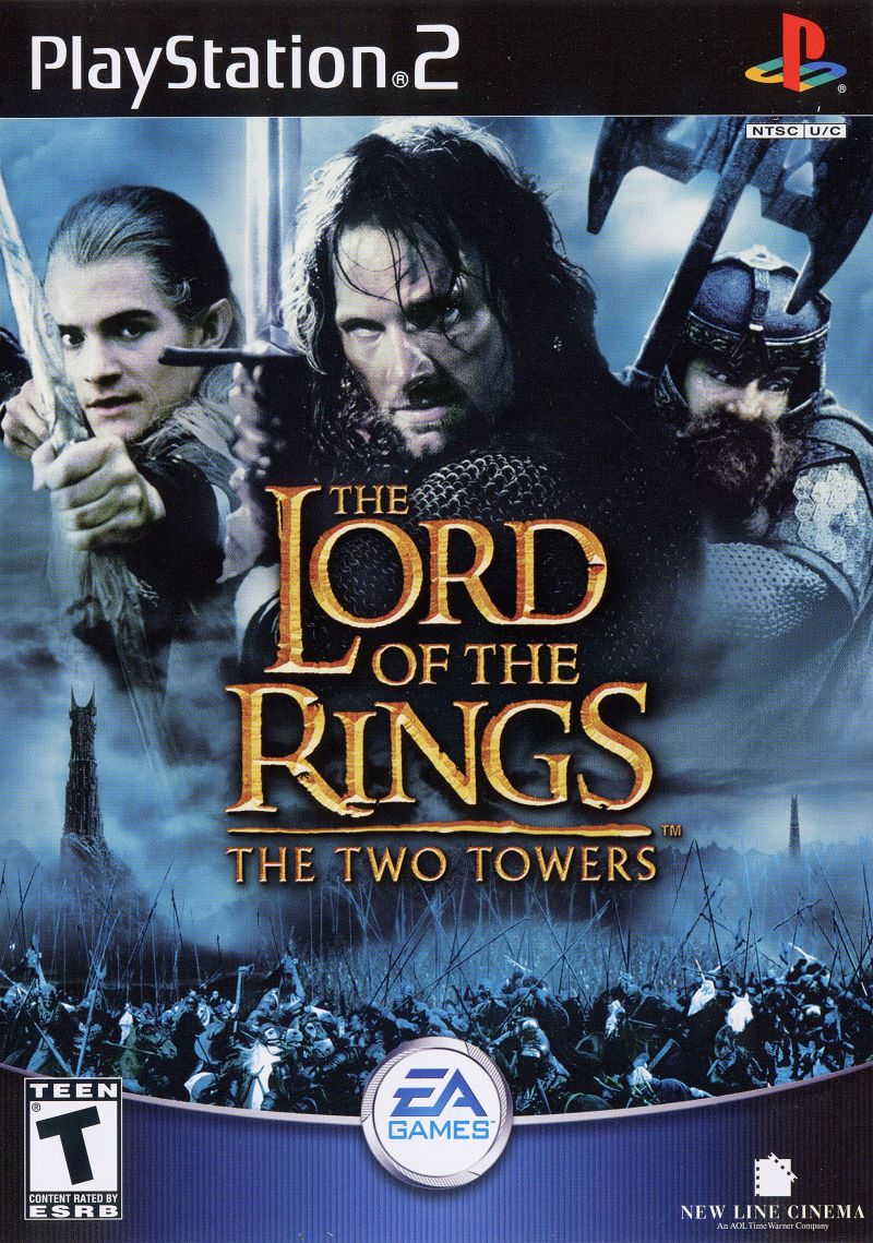 Lord of the Rings The Two Towers XBOX PS2 GCN game Mod DB