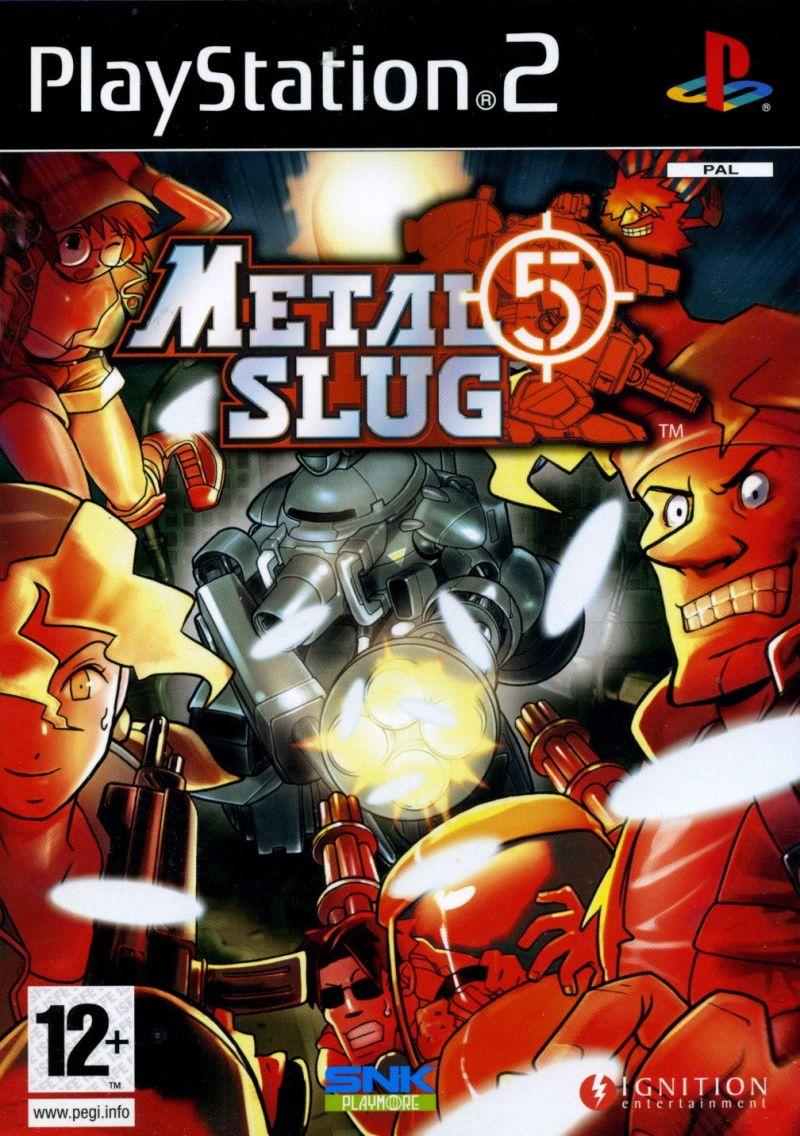Metal Slug 5 Windows Xbox Ps2 Game Mod Db
