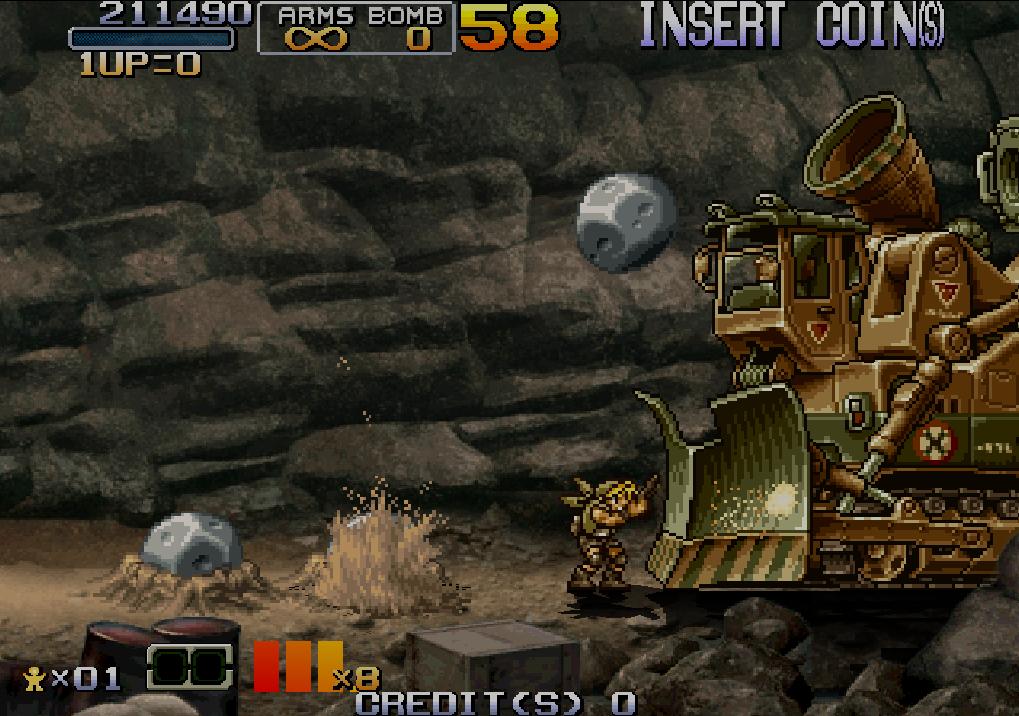 metal slug 6 arcade rom