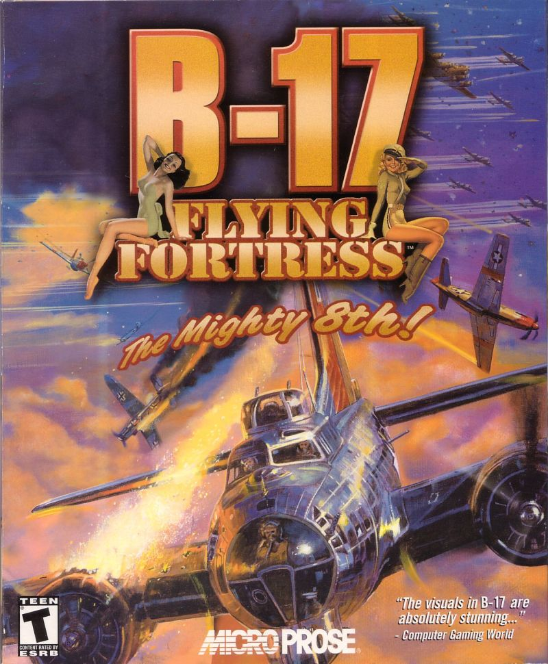 B-17 Flying Fortress: The Mighty 8th Windows game - Mod DB