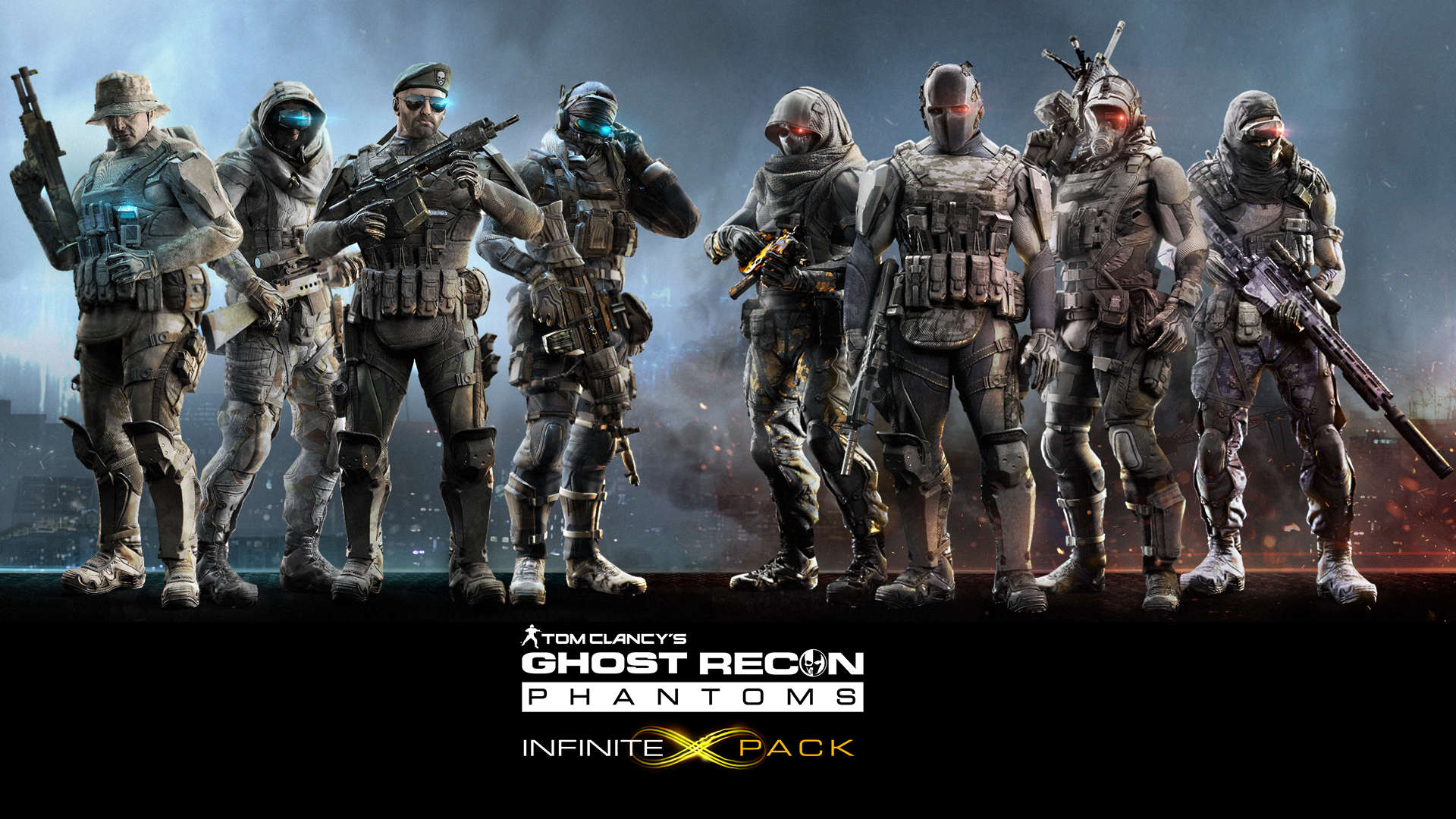 Tom Clancy's Ghost Recon Phantoms Windows Game