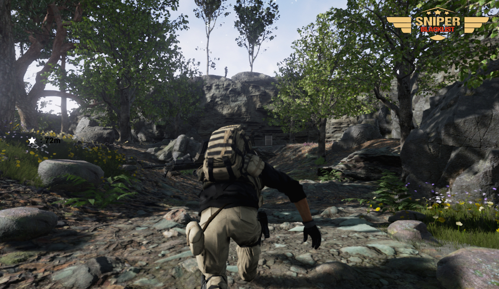 скачать игру Sniper Blacklist через торрент - фото 3