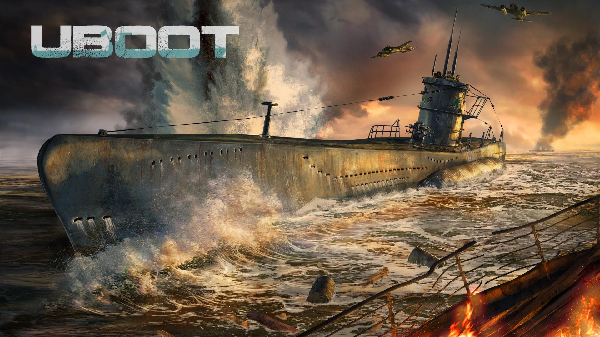U-Boot Game
