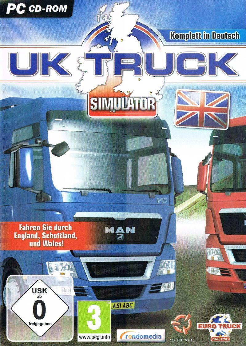 uk truck simulator windows game mod db. Black Bedroom Furniture Sets. Home Design Ideas