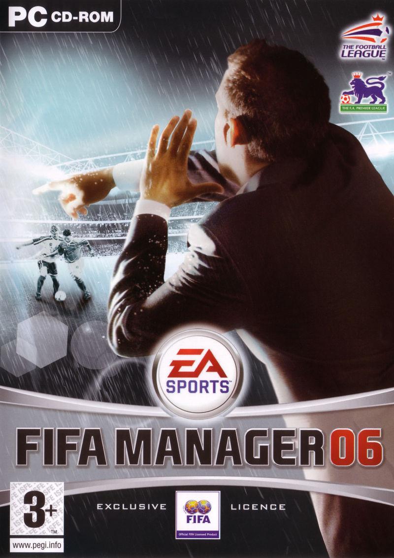 2006 скачать fifa manager 2006