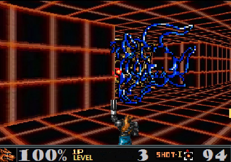 contra video game remake
