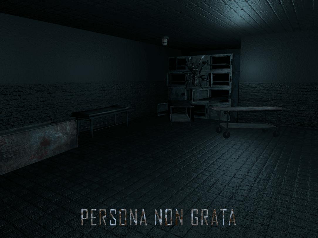 Persona Non Grata: Persona Non Grata Windows, VR Game