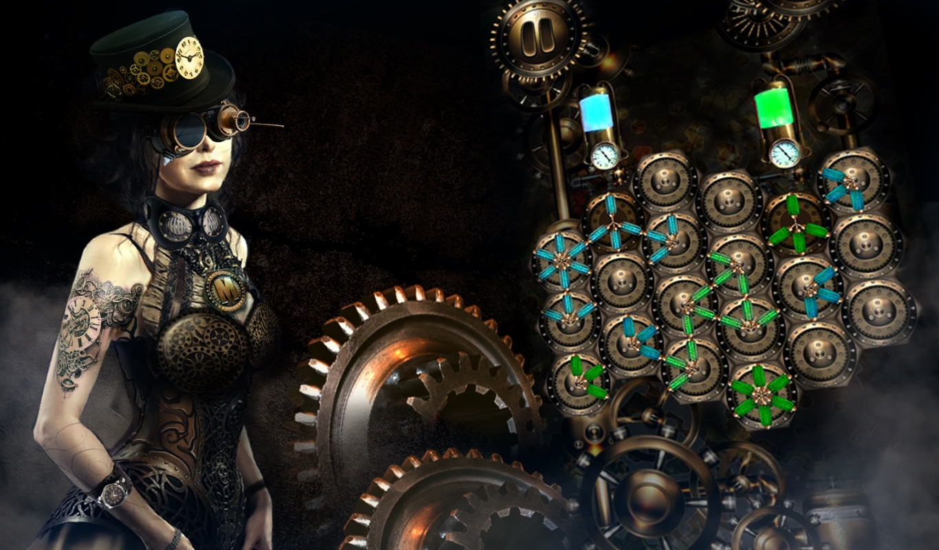 android steampunk games
