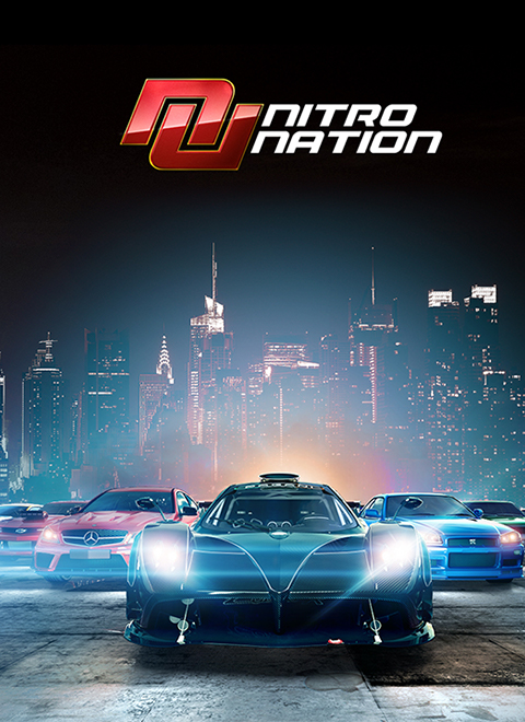 download nitro nation online mod apk