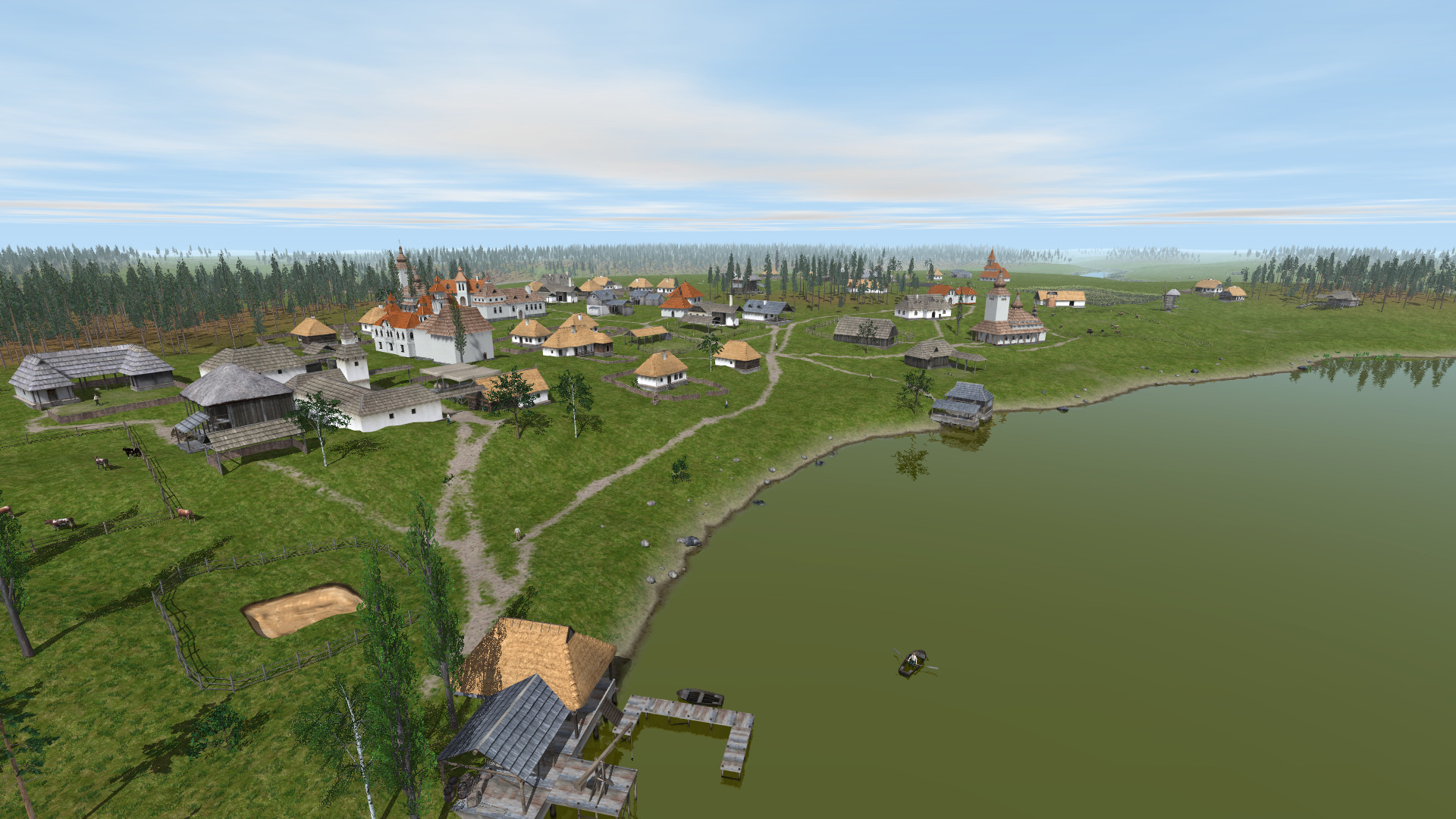 ostriv a city building game image mod db