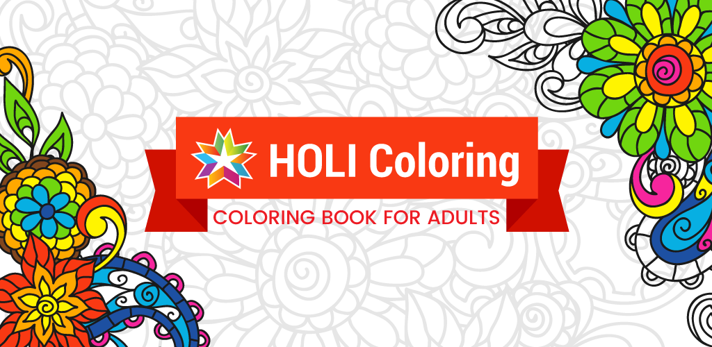 Coloring book for adults ios android game mod db Coloring book for adults android
