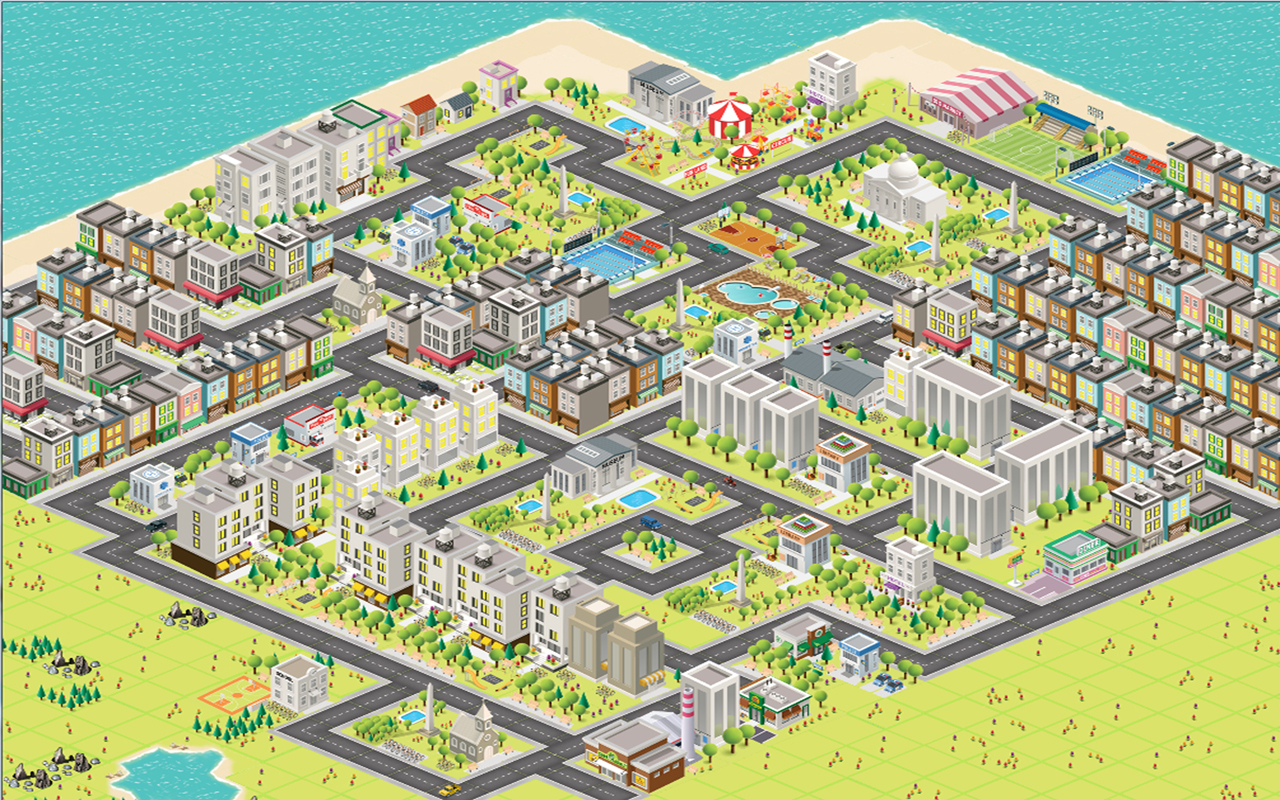 City Play Windows, Mac, iOS, Android game