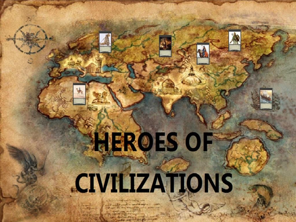 10 Remarkable Similarities Between Ancient Civilizations