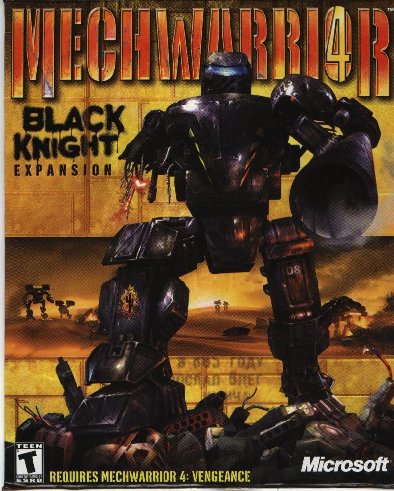 MechWarrior 4: Black Knight Windows game - Mod DB