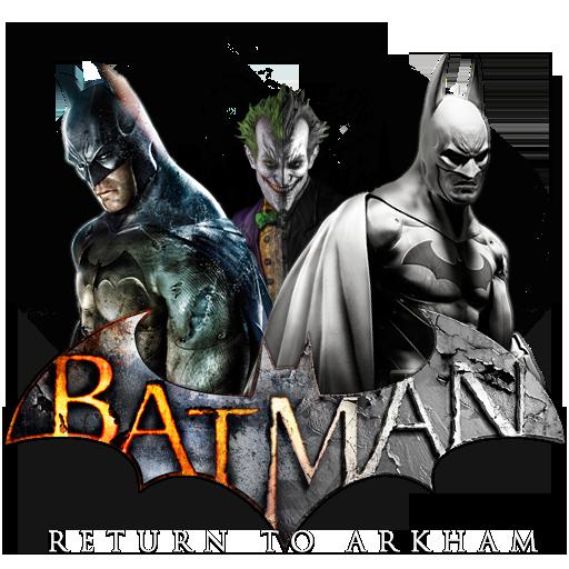 batman return to arkham game
