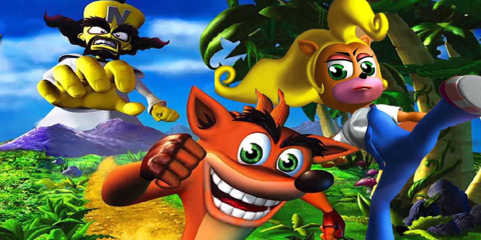 Image 1 - Crash Bandicoot Adventures - Mod DB