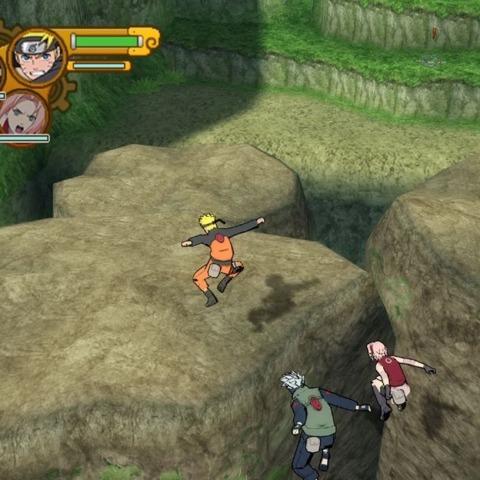 Image 6 - Naruto Shippuden: Ultimate Ninja 5 - Mod DB
