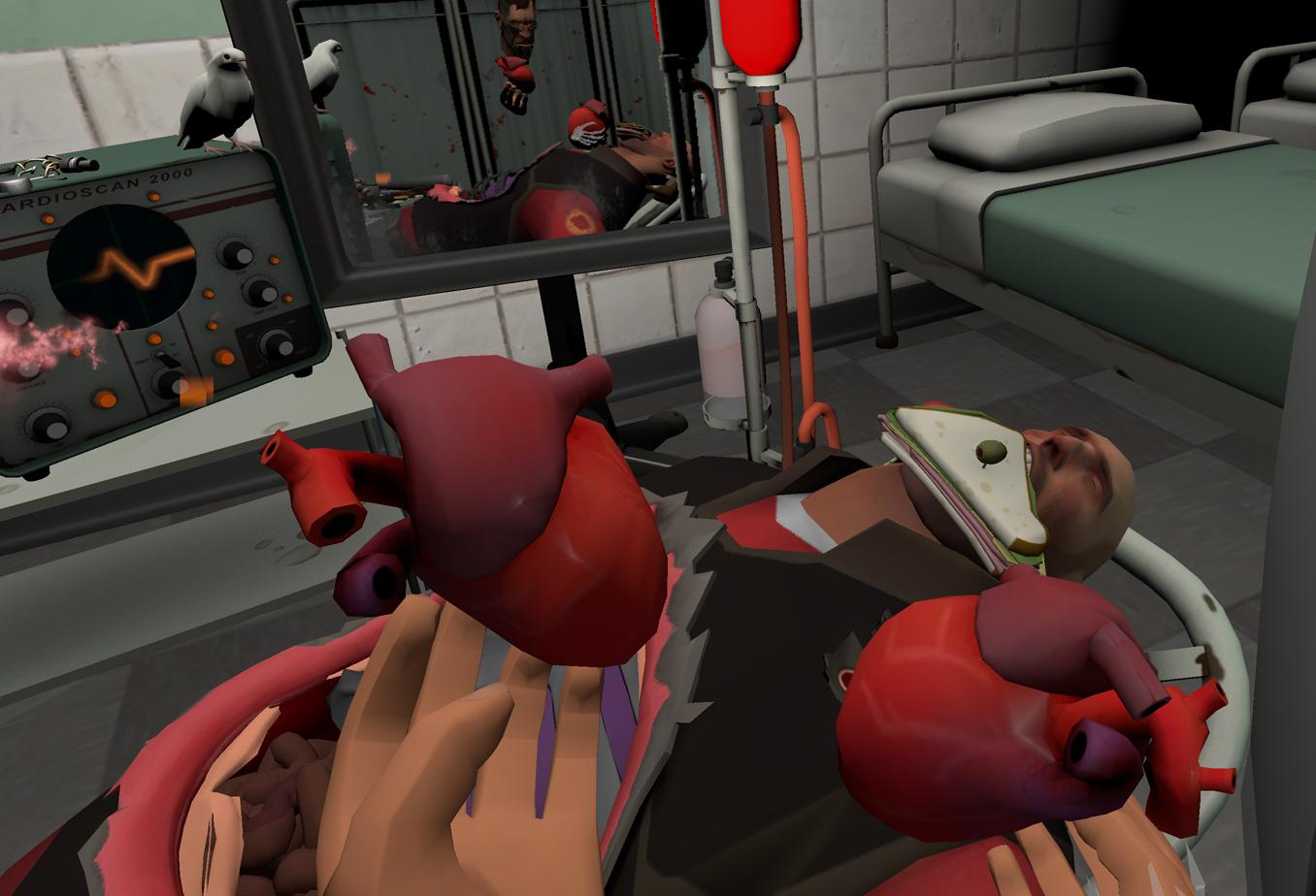 meet the medic surgeon simulator game free
