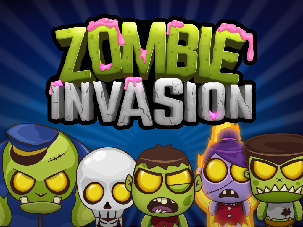 how to play zombie invasion