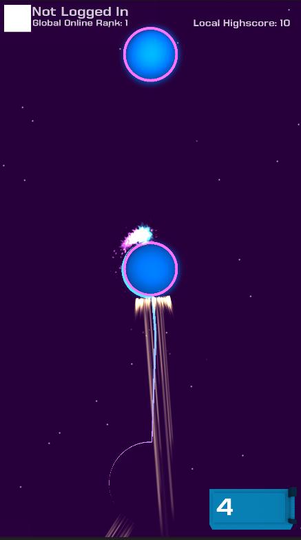 Orbit Game