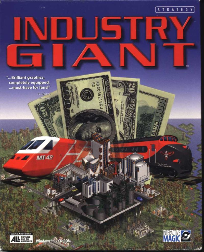 Industry giant 2 addon download.