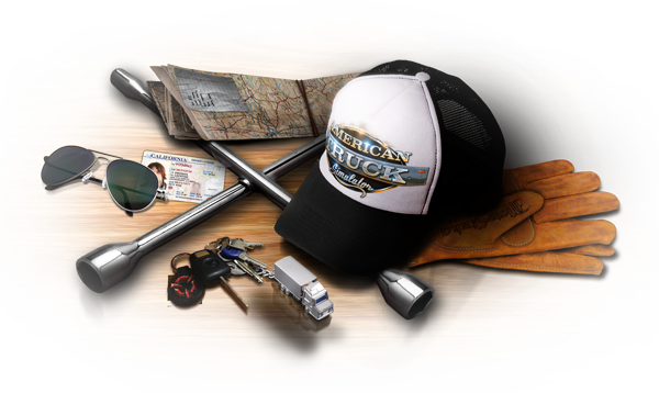 American Truck Simulator Windows, Mac, Linux game