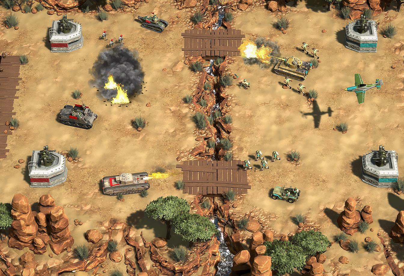 Battle Islands: Commanders Windows game - Mod DB