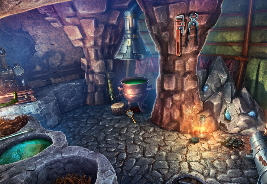 Darkness and Flame: Born of Fire Windows, Mac game