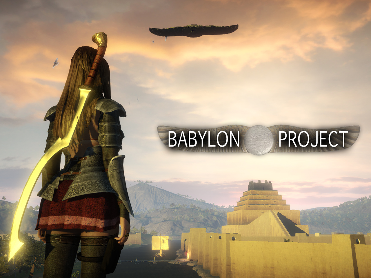 babylon project The game (no name yet, babylon project is provisional) is a rpg ambiented in the ancient mesopotamian cultures it is a fantasy, not historical, game.