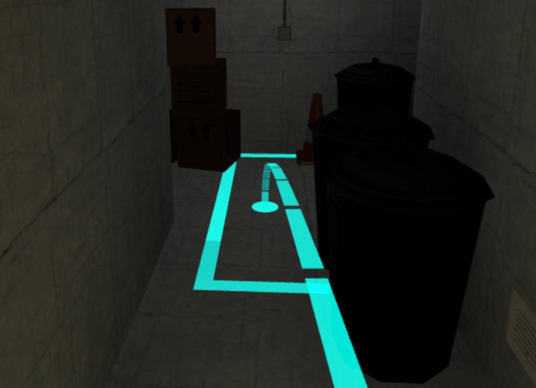escape vr the basement windows vr game mod db