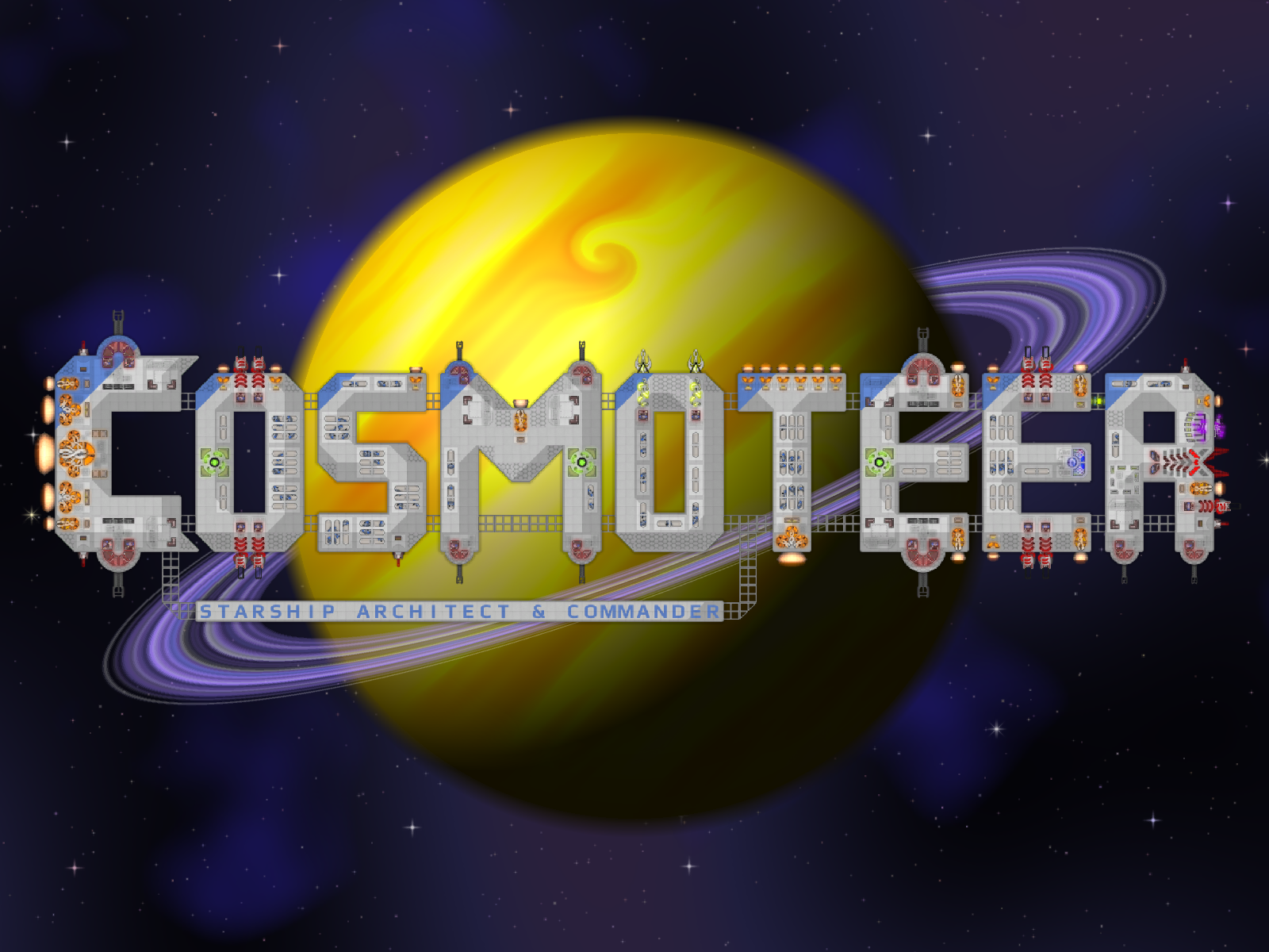 Cosmoteer Windows game - Mod DB