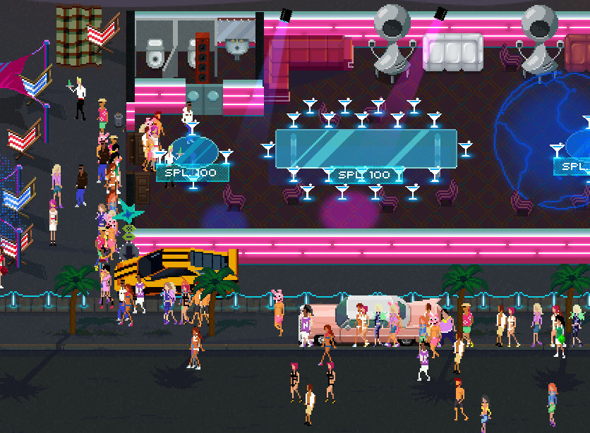 Party Hard Tycoon Windows game - Mod DB
