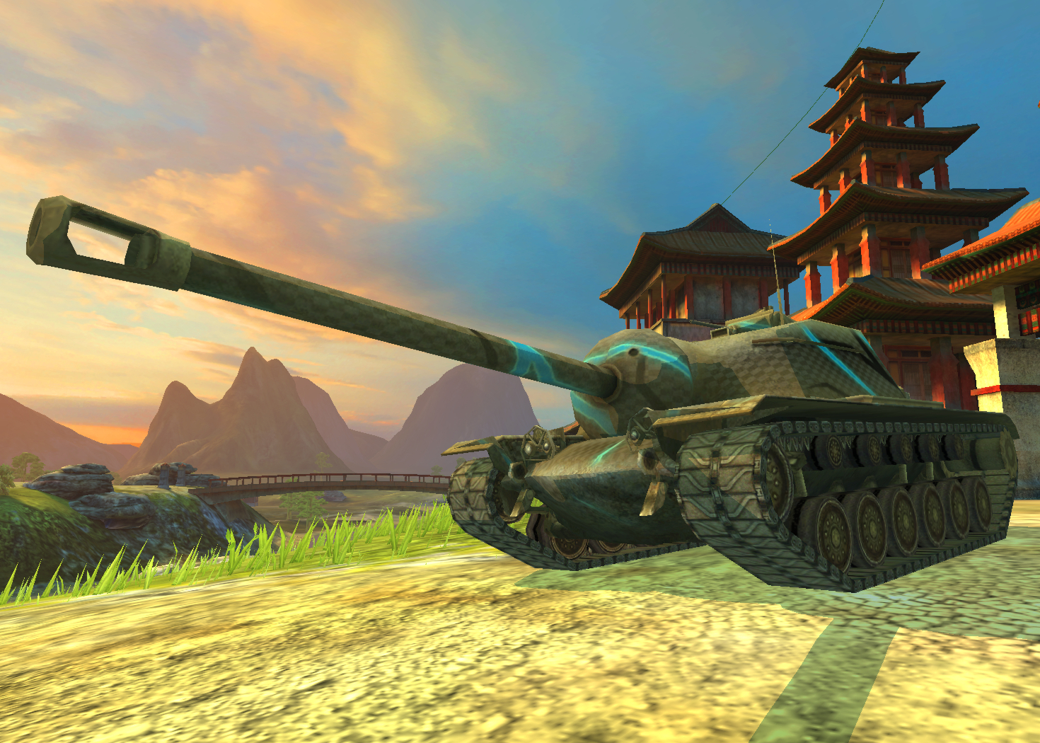 World of Tanks Blitz Windows, Mac, iOS, Android game - Mod DB