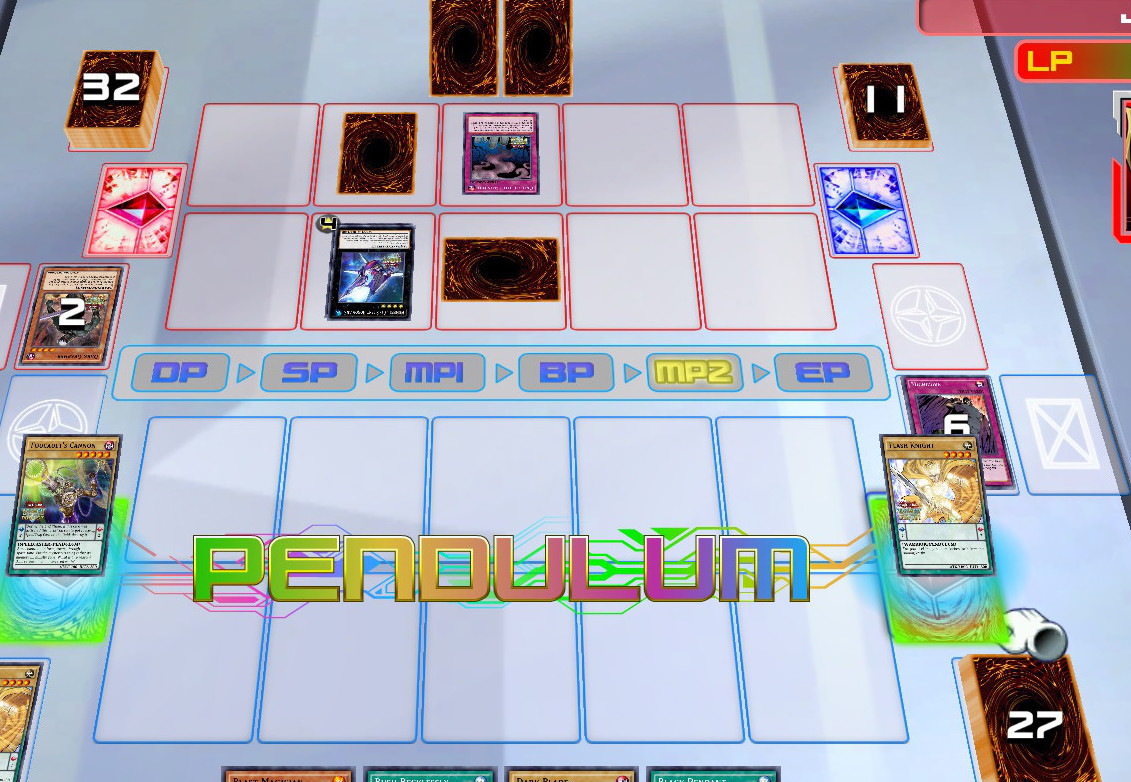 Yu-Gi-Oh! Legacy of the Duelist Windows game