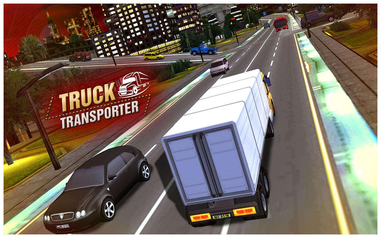 Euro truck simulator 3d android game mod db for Simulatore 3d