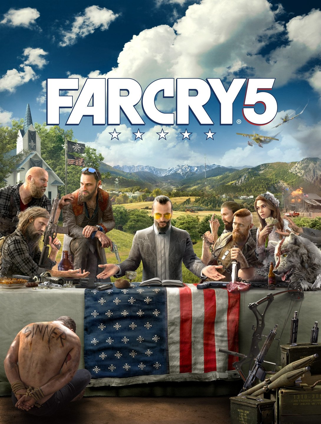 Far Cry 5 Windows Game Mod Db