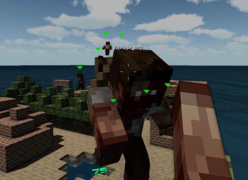 Pixel Warfare 1