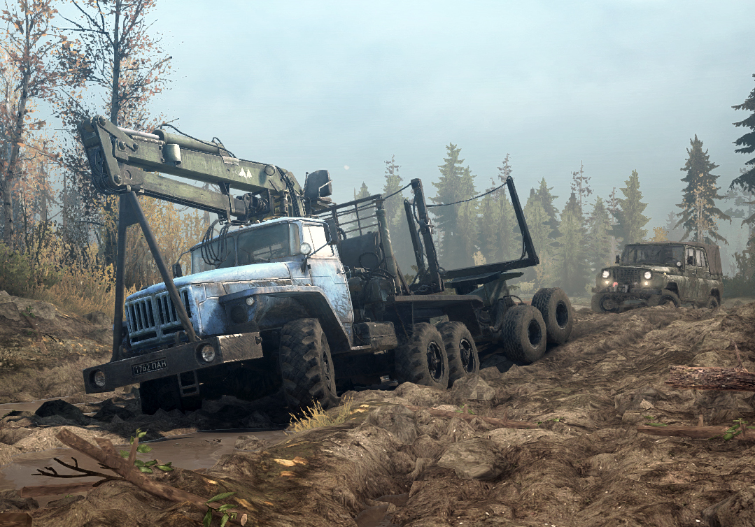 spintires mudrunner windows game mod db. Black Bedroom Furniture Sets. Home Design Ideas