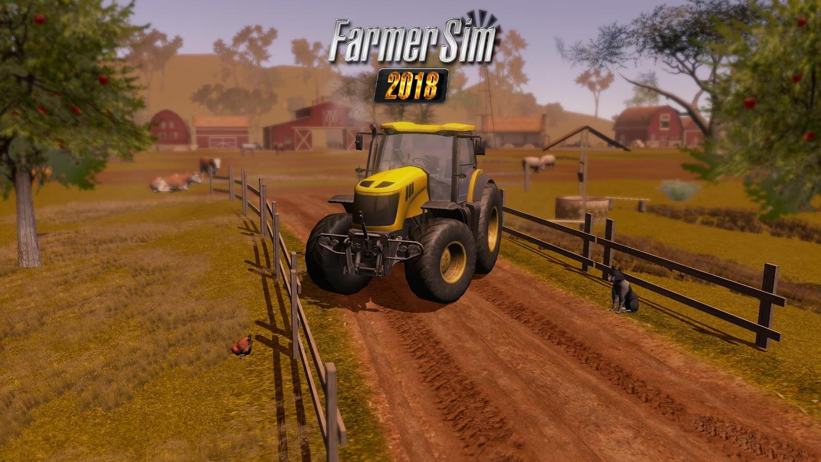 farm driver apk
