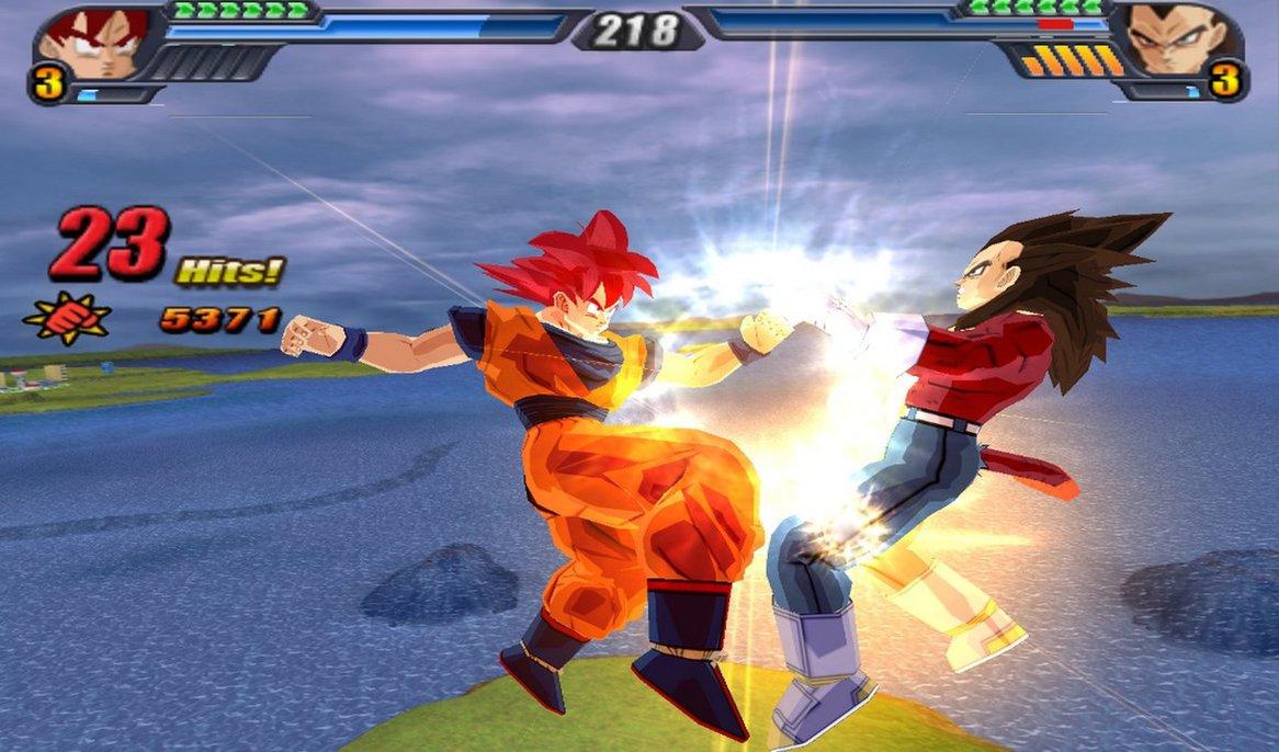 Add Media Report RSS Super Saiyan God Goku Vs Vegeta 5 View Original