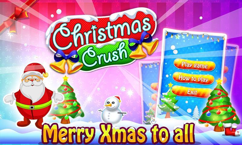 image 5 christmas crush top free games for xmas santa mod db