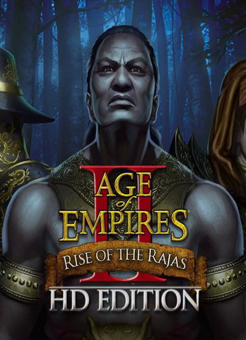 Age of Empires II HD: Rise of the Rajas Windows game - Mod DB