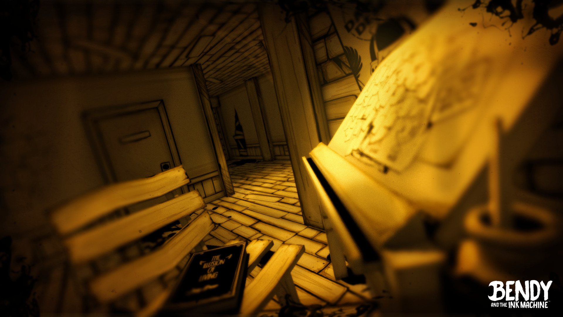 Bendy And The Ink Machine Windows Mac Linux Game Mod Db