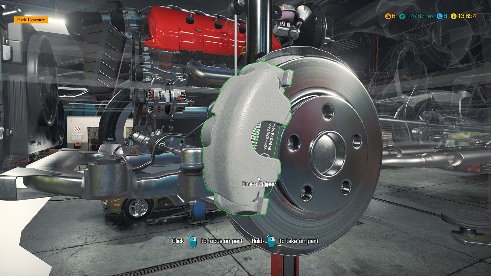 car machine simulator 2018