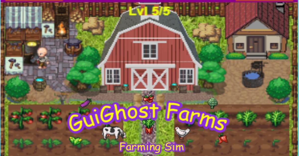 GuiGhost Farms - Free online Farming simulator Windows, Mac, Linux