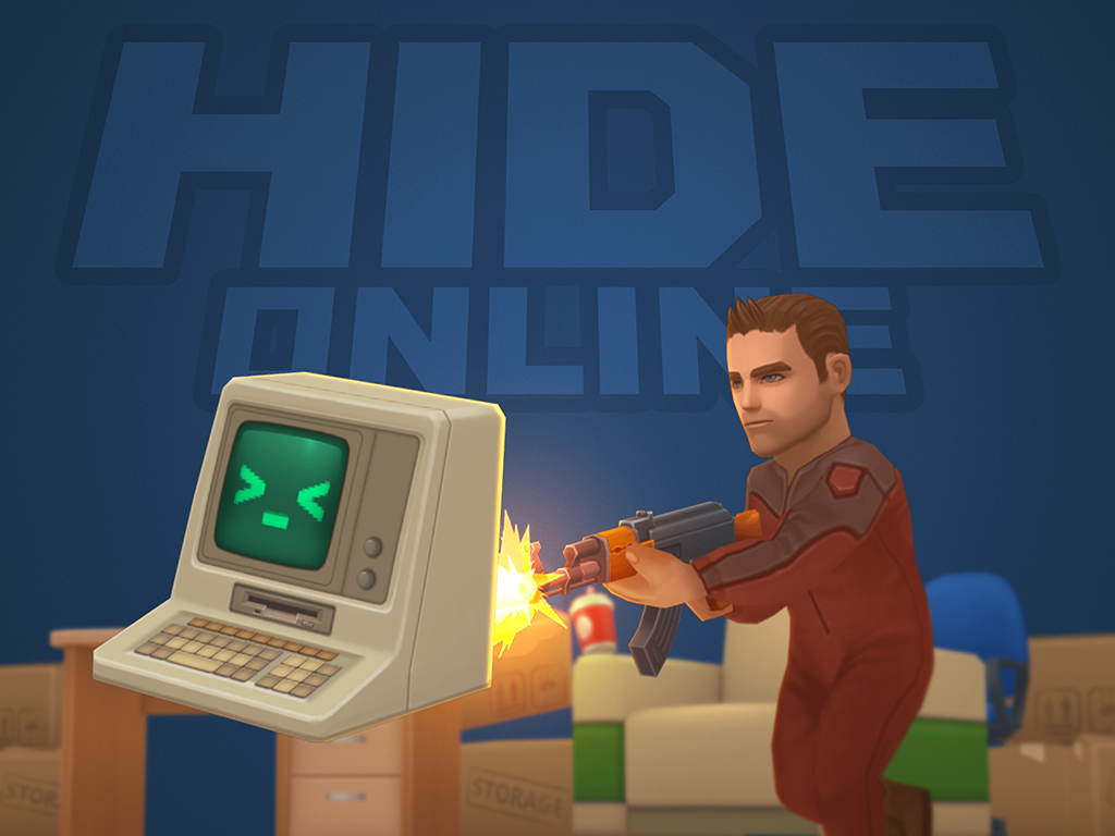 Hide Online Web iOS Android game Mod DB