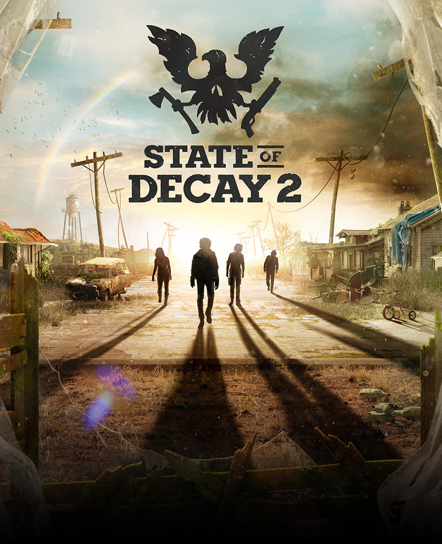 Mmoga State Of Decay 2