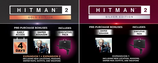 Hitman 2 Windows Xone Ps4 Game Mod Db