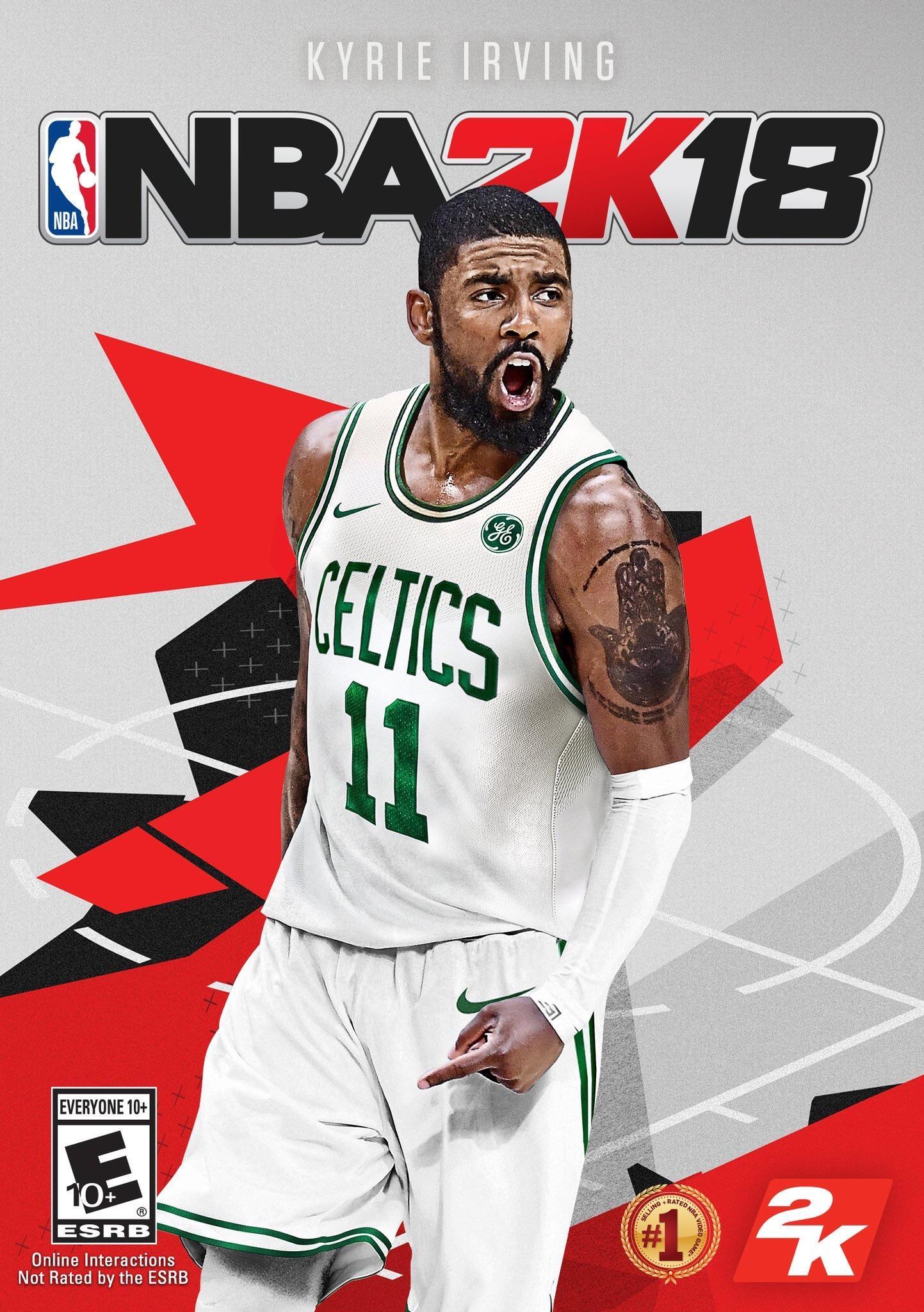 NBA 2K18 Windows, XONE, X360, PS4, PS3, Switch game