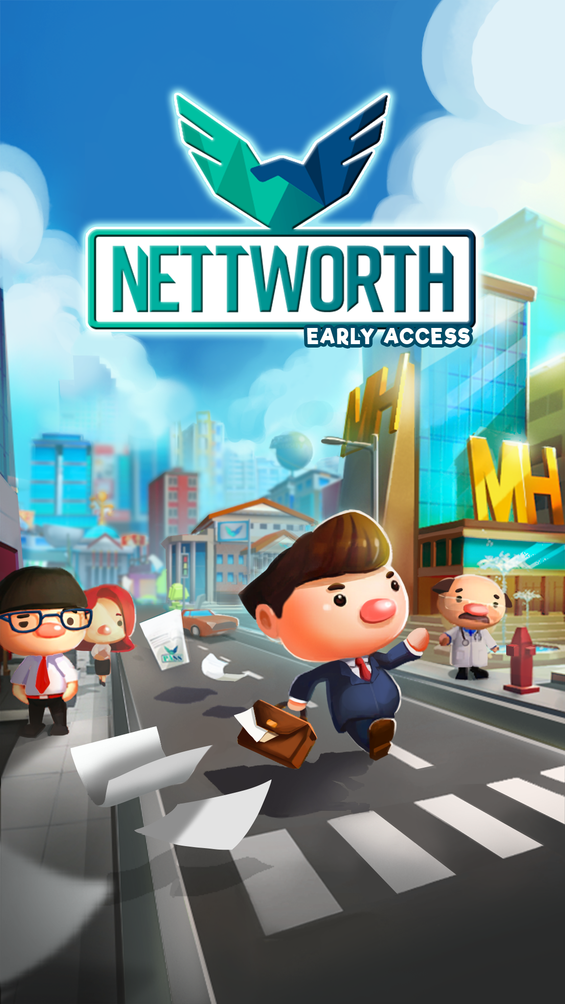 Images - NETTWORTH: Life Simulation Game - Mod DB